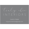 Truly Chic Interiors - East Mews