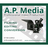 A P Media Horsham Video Production